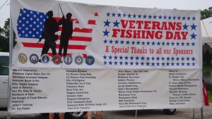 Veterans Day Fishing